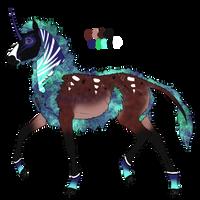 N6676 - Padro Foal Design by MakkyFokinMcKay