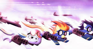 The Air Force of Equstria