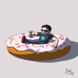 Chillin' in Donut