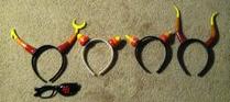 Homestuck Troll Horns by LittleUmbreon413