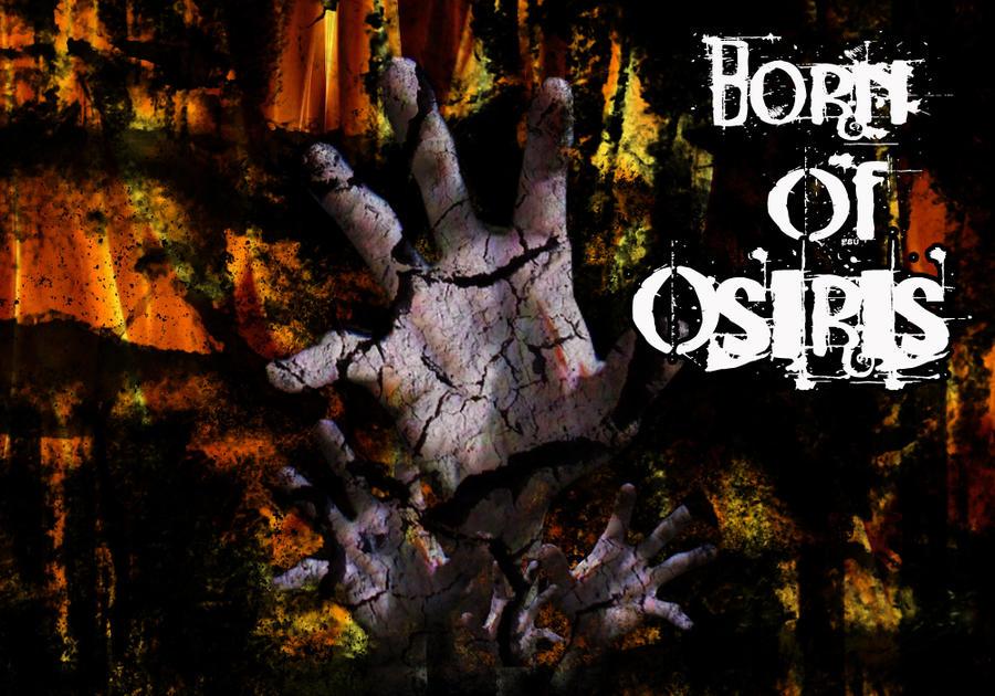 gallery for born of osiris logo wallpaper