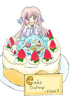 Cake Challenge by Karidzka