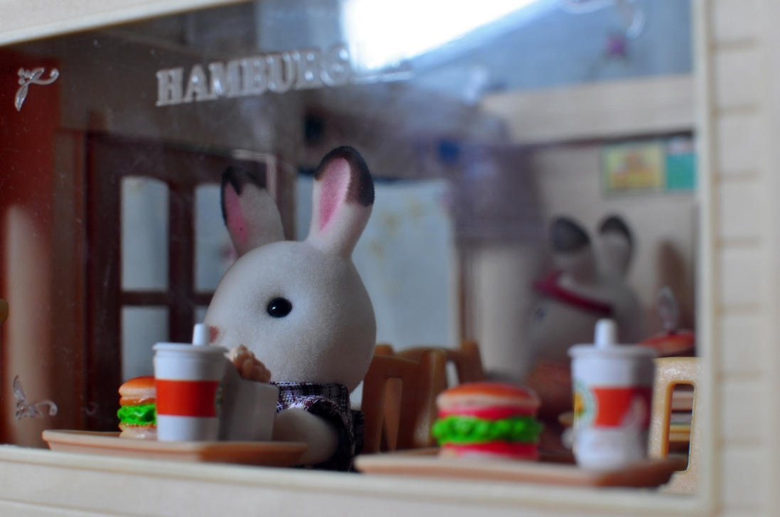 Sylvanians are cute! 3 by CelineHot