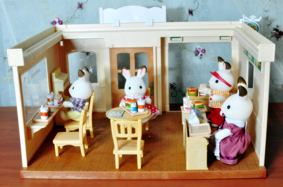 Sylvanians are cute! 2 by CelineHot