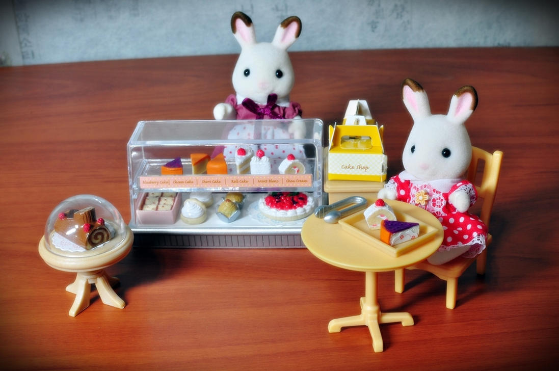 Sylvanians are cute! 5 by CelineHot