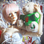 Waiting for Christmas(in the Sunlight) 5 by CelineHot
