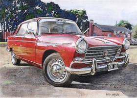 Peugeot 404 by Leotrek