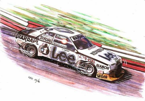 Juan Mara Traverso, TC2000 1987