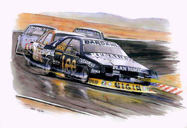 Juan Maria Traverso, TC2000 1988 by Leotrek