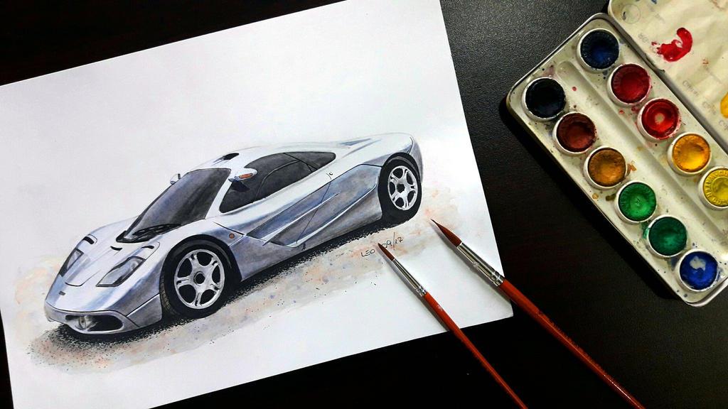 McLaren F1 by Leotrek