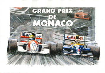 Monaco 92 by Leotrek