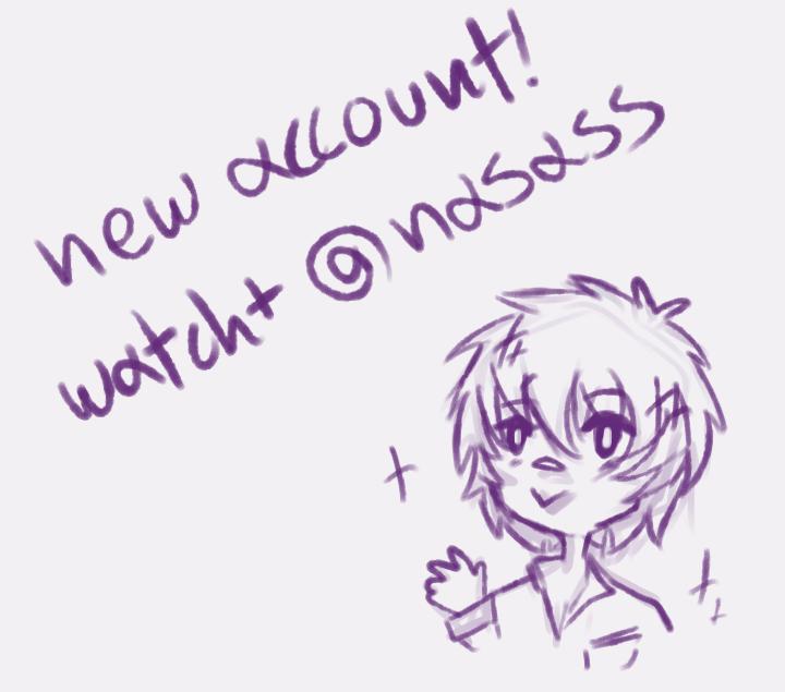 New Account!! by xSkyBlu