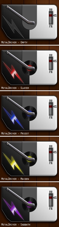MetalDriver by Proto012