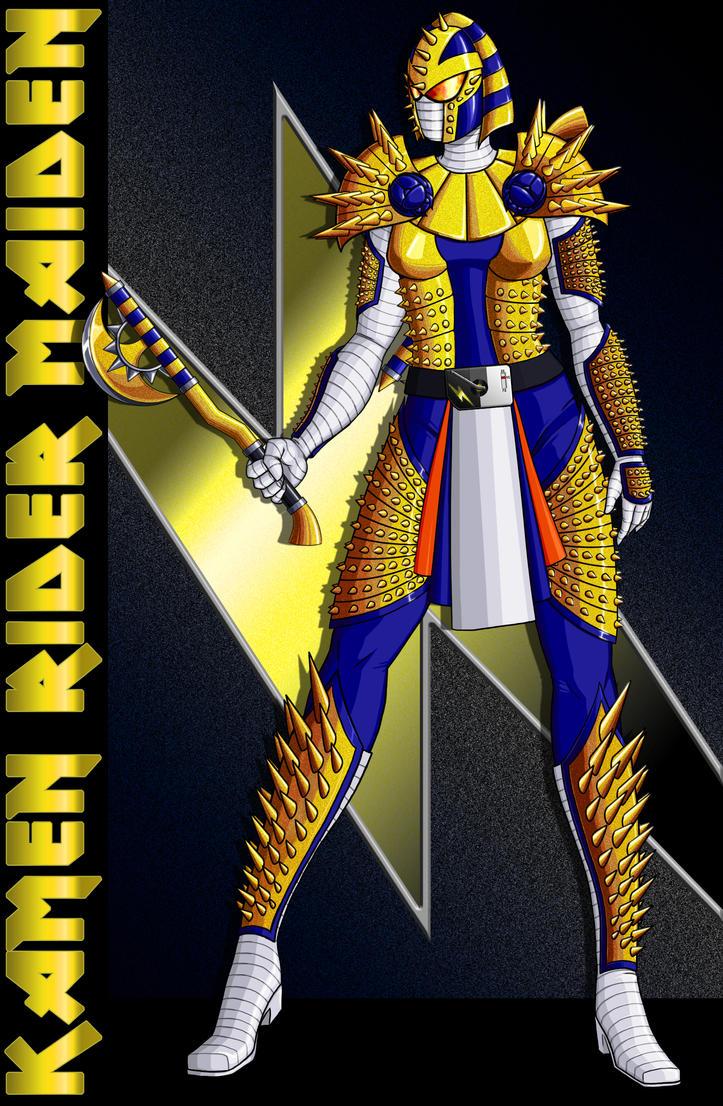Kamen Rider Maiden by Proto012