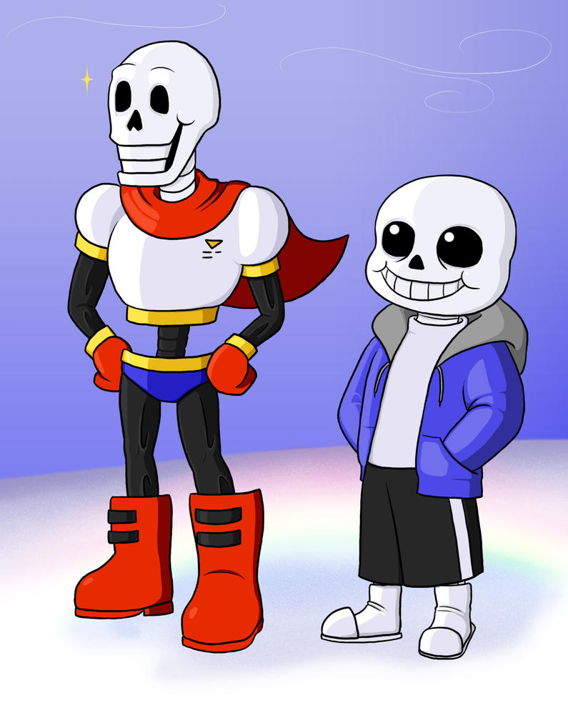 Cute Skeletons by Proto012