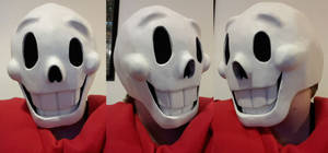 Papyrus mask by Proto012