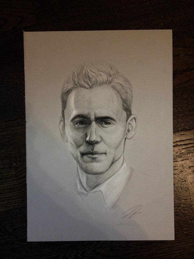 Happy Birthday Tom Hiddleston by TommyStims