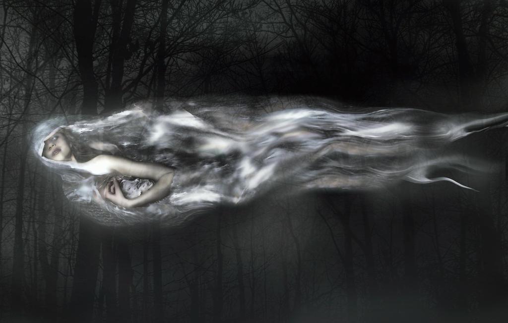 Wraith by SpokeninRed