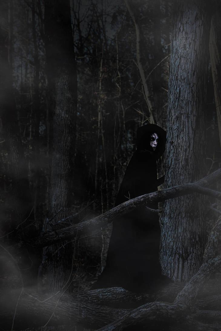 Witch by SpokeninRed