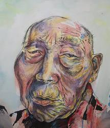 Grandpa by Storm1sky