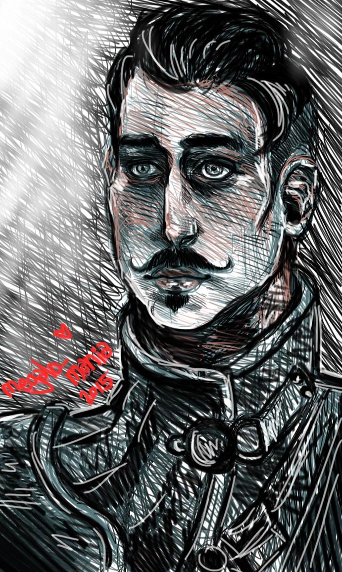 Dorian Pavus ' v ' by mangaluver567