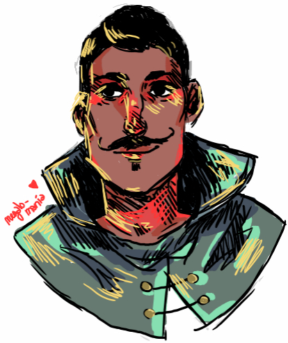 Dorian by mangaluver567