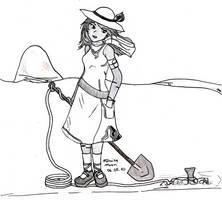 Leading Shovel
