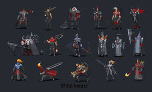 witch hunters