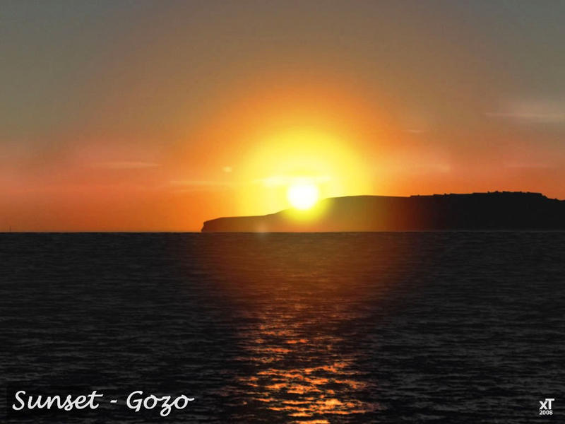 Sunset by xonTAB