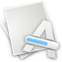 New Standard App Icon (128x128) by KAYOver