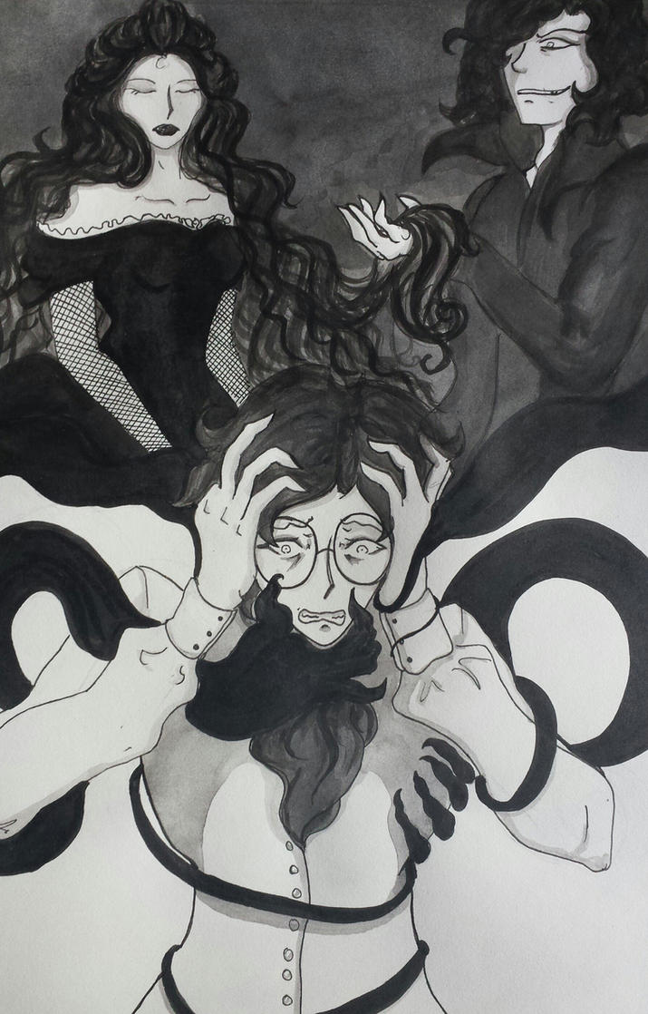 The World has gone insane by s.k.michels by CeliniaTepes