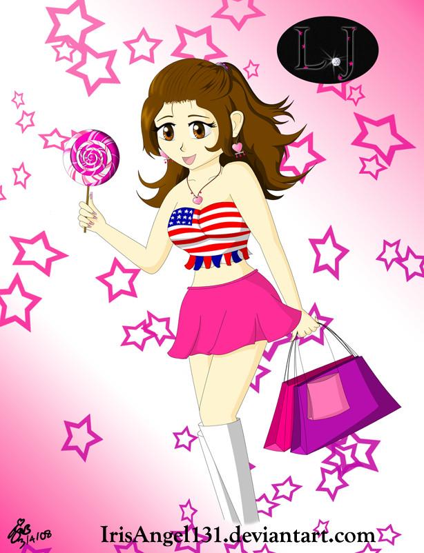 Lisa Jayne - Sweet 16 by IrisAngel131
