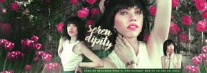 SERENDIPITY - Carly Rae Jepsen by skyelicius