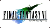 final fantasy 7 stamp by Makt91