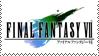 final fantasy 7 stamp by Makt91