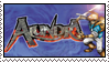 Alundra stamp by Makt91