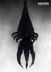 Mass Effect - Reaper by KISbubi
