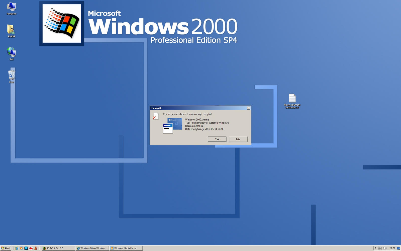 2000 7 - Windows On Windows By Rmk - 2000 7