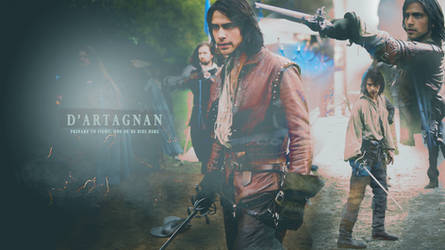 D'Artagnan by Mysterious-In-Mist