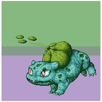 Pokemon Challenge - 001 Bulbasaur by Suora91