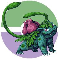 Pokemon Challenge - 002 Ivysaur