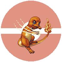Pokemon Challenge - 004 Charmander by Suora91