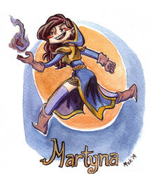 Martyna the Shadowpriest