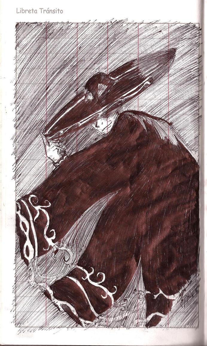 El Charro Negro by Juda-d-Artois