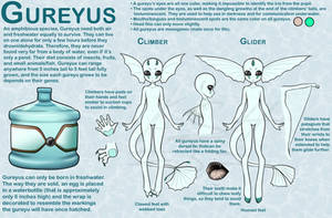 Gureyu species by Katyenka-Svetlana