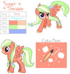 Sugar Scribble
