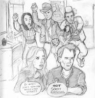 Community: Raiders of the Lost Snark by Vic-Perfecto