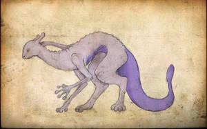 Mewtwo by Savannah-lion-1