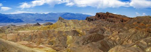 Death Valley USA II by hueslihof