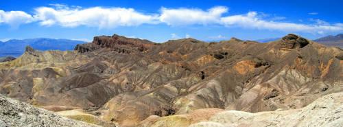 Death Valley USA III by hueslihof